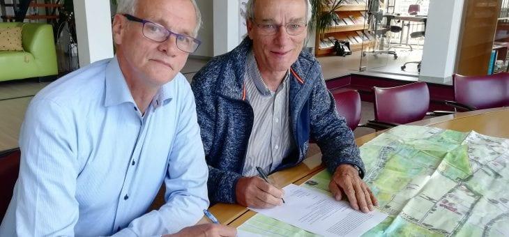 Camera Club Wageningen en Mooi Binnenveld gaan samenwerken