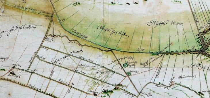 Hoe lees je oude kaarten van de Binnenveldse Hooilanden?