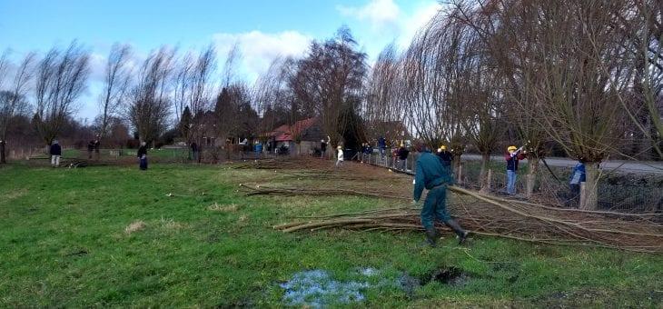 Welkom zaterdag 2 november op de Natuurwerkdag in Groene Grens Noord