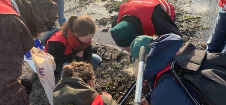 Samenwerking studievereniging Pyrus en Mooi Binnenveld voor de bodemkartering