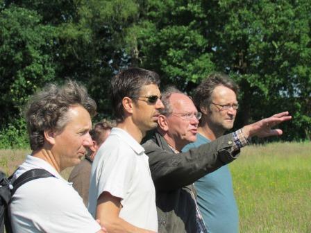 Week van de Biologie: excursie Binnenveldse Hooilanden