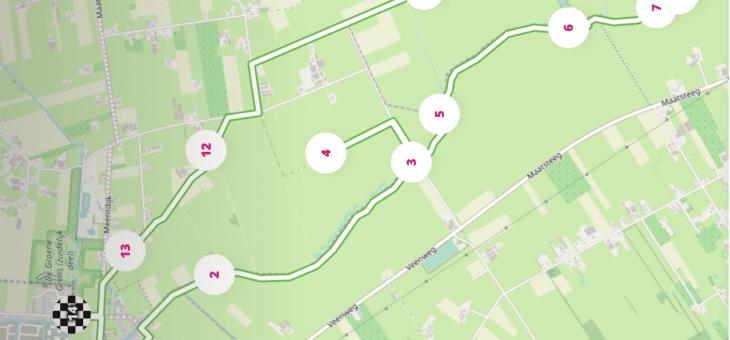 IVN-fietsroute: Nieuwe Natuur in het Binnenveld.