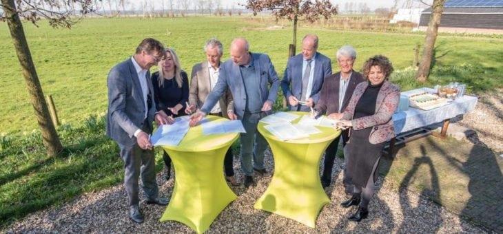 Samenwerkingsovereenkomst ondertekend